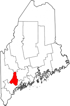 Das County in Maine