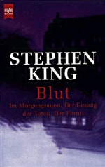 Stephen King Blut