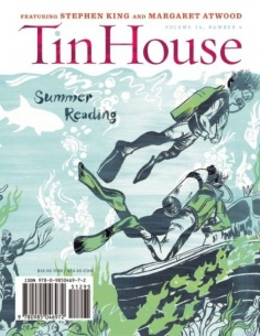 Cover des Tin House Magazins