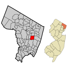 Lage in New Jersey