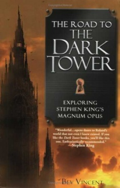 Cover von The Road to the Dark Tower
