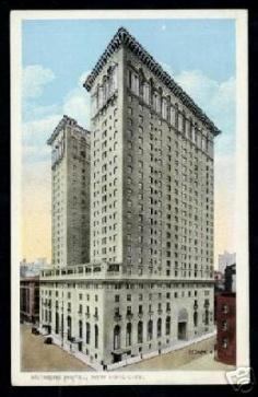 Biltmore Hotel New York Wiki