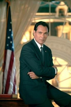 Smits in der Serie The West Wing
